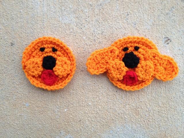 crochetbug, crochet dogs, crochet hexagons, crochet blanket, crochet throw, crochet afghan