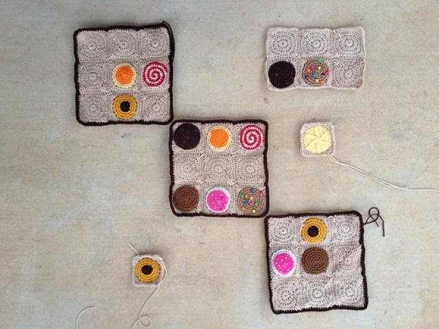 crochet cookie sudoku