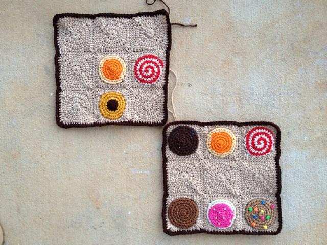 crochet cookies sudoku