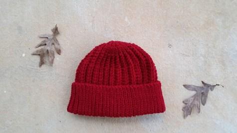 A new, ready to wear seafarer's cap