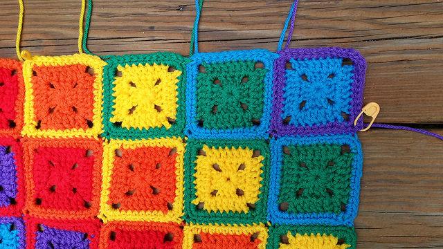 a suitable crochet border