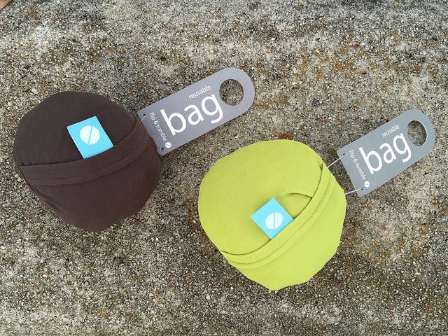 compact reusable bags