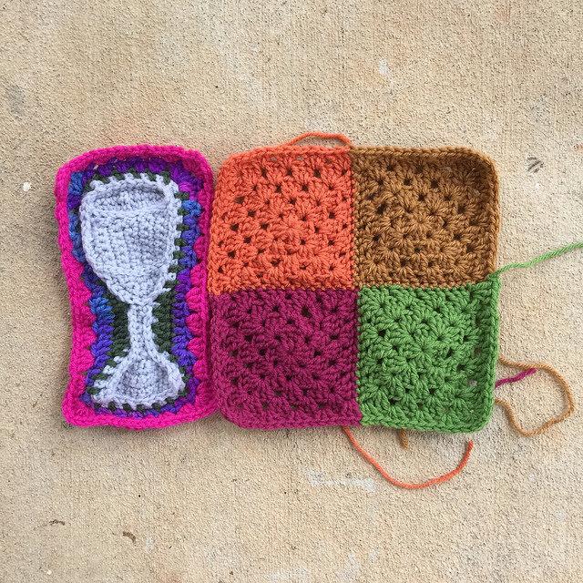 revised crochet squares