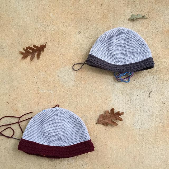 viking crochet helmet crochet hat