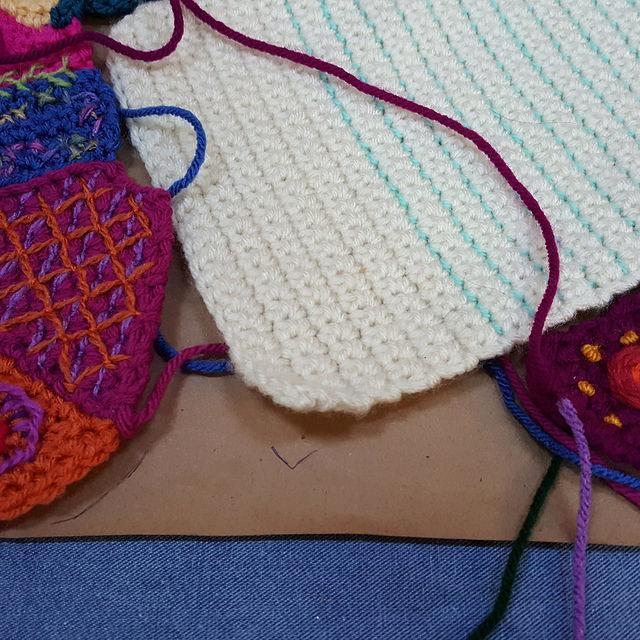 crochet crazy quilt gap