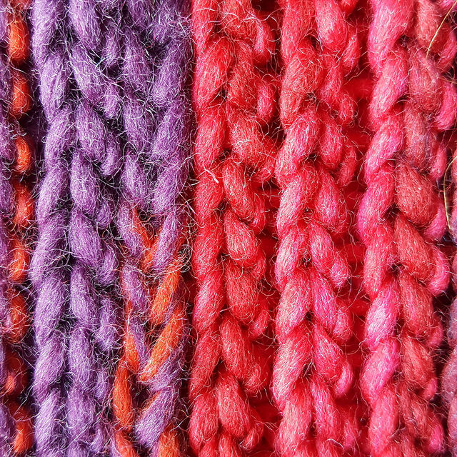 invisible crochet slip stitch seam