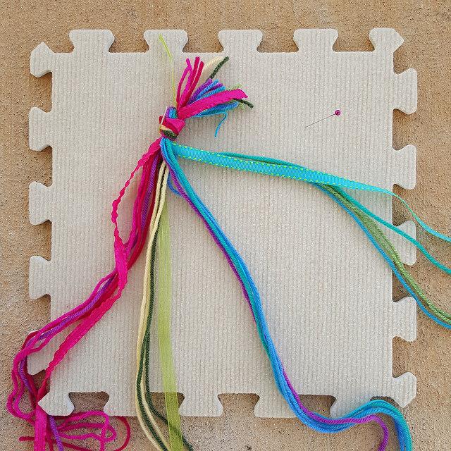 four plait braid preparations