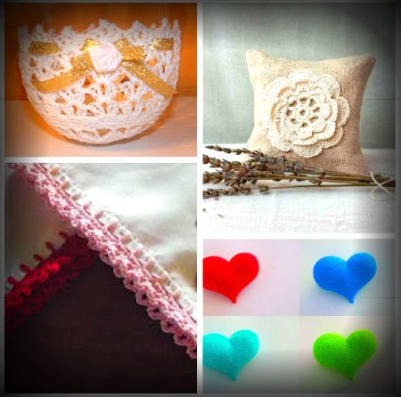 Roundup Of Wedding Crochet Posts For DIY Summer Brides