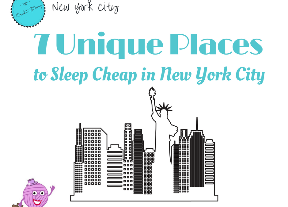7 Places to Sleep Cheap in New York City