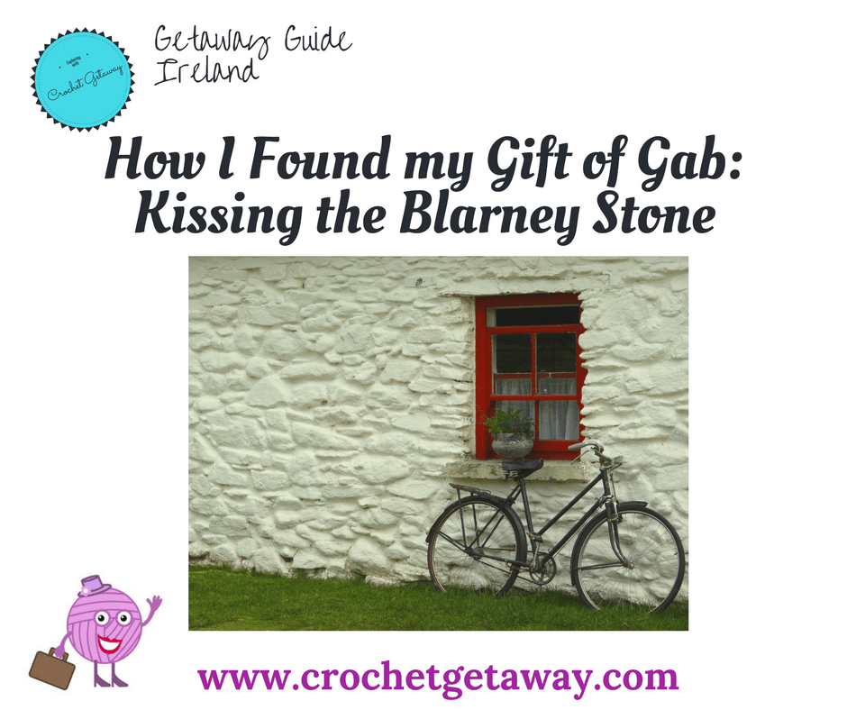 Legends in Ireland-Blarney Stone