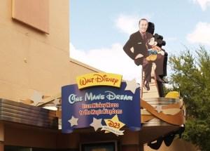 One Man's Dream-History of Walt Disney