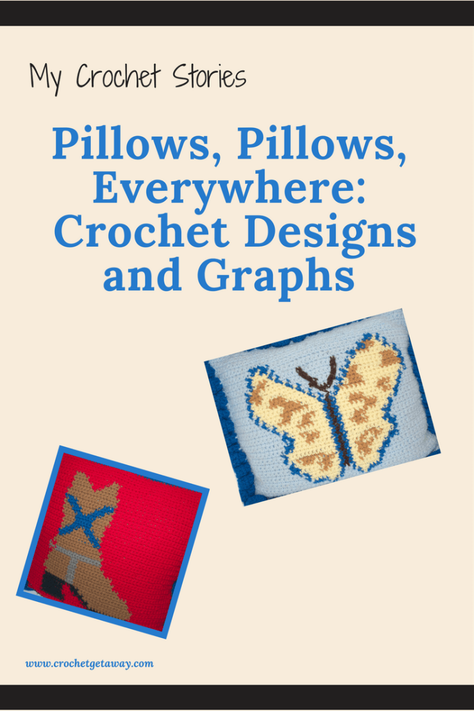 Design Crochet Pillows