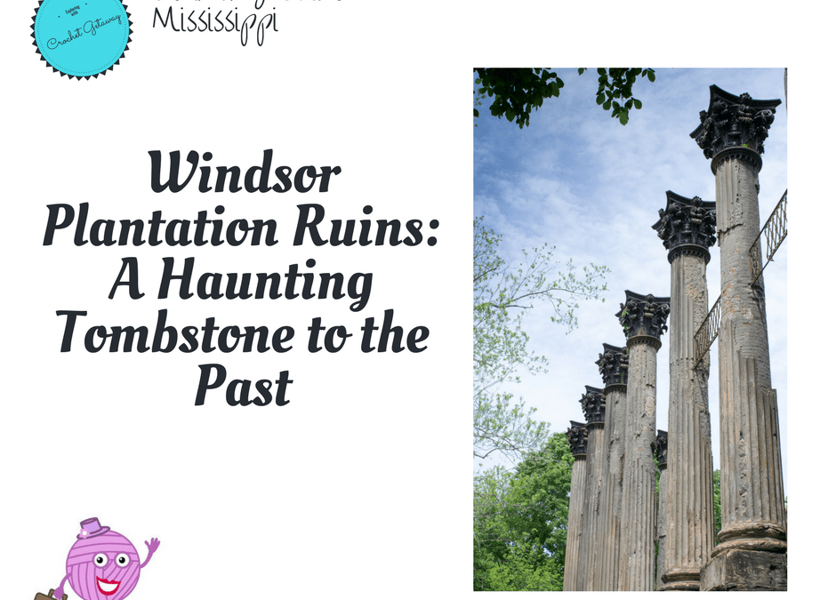 Windsor Ruins: A Haunting Tombstone