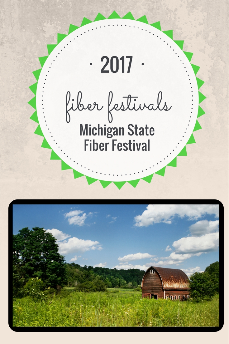 2017 Michigan State Fiber Festival