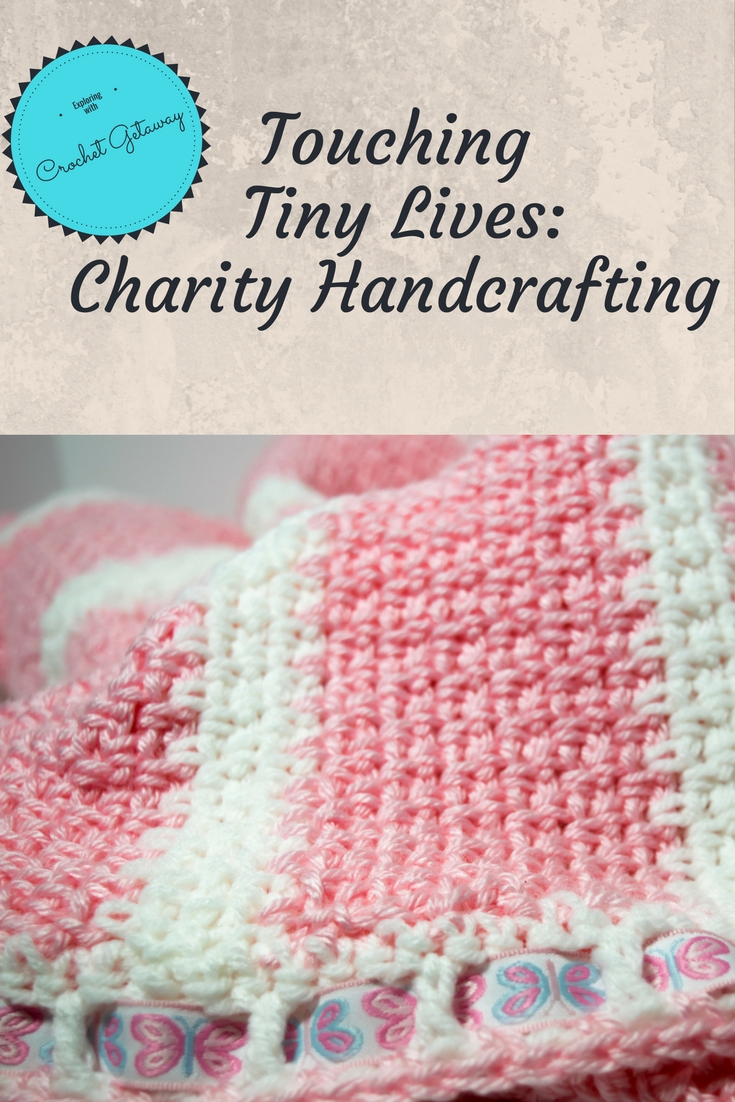 Touching Tiny Lives with Crochet