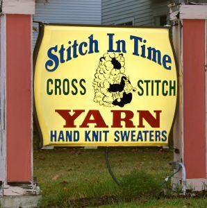 Stitch in Time-Howell Michigan
