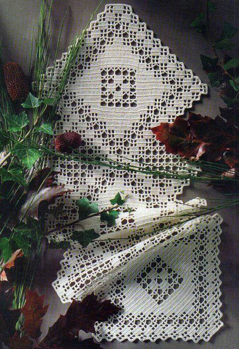 Crochet Table Runner Crochet Kingdom 10 Free Crochet Patterns