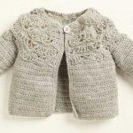 Free Crochet Patterns For Babies Cardigans Crochet Kingdom