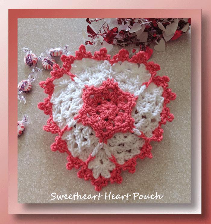 Sweetheart Heart Pouch