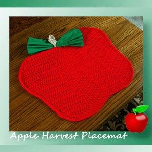 Apple Harvest Placemat