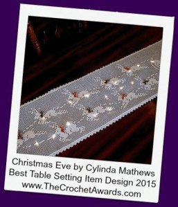 crochet-award-2015 - bet table setting