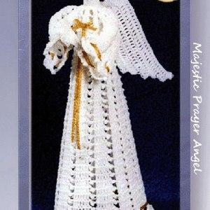 Majestic Prayer Angel