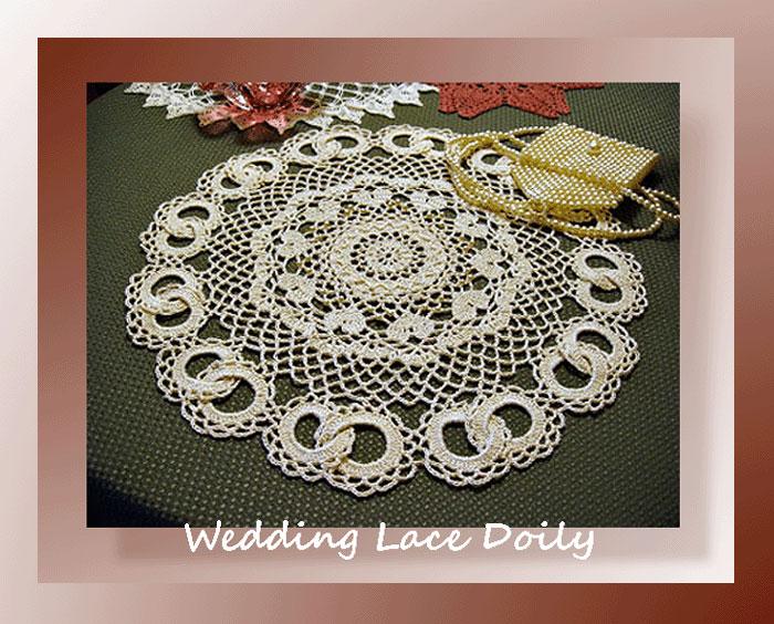 Wedding Lace Doily