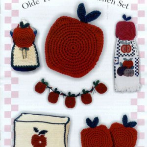 Olde Time Apple Kitchen Collection