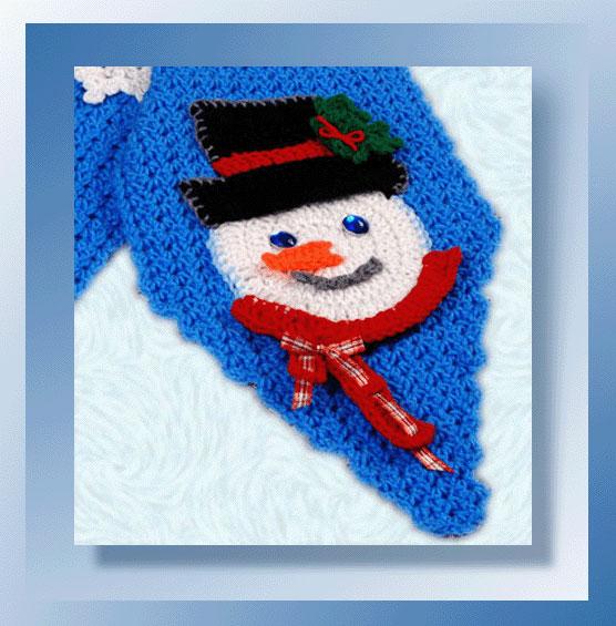 Frosty Snowman Runner