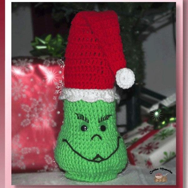 Mr. Grump Wine Holder