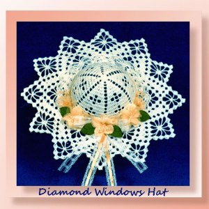 Diamond Windows Hat