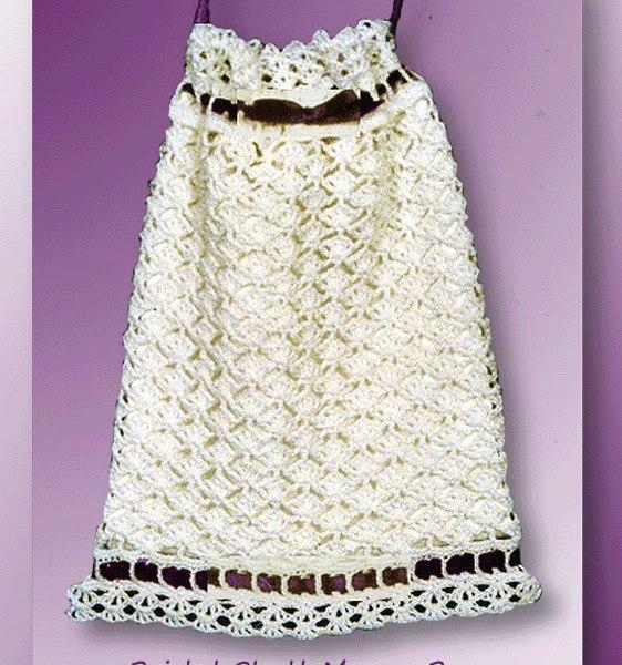 Bridal Shell Money Bag