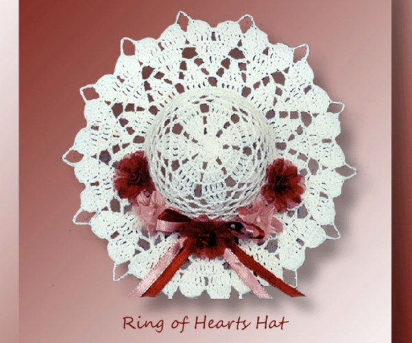 Ring of Hearts Hat   <br /><br /><font color=