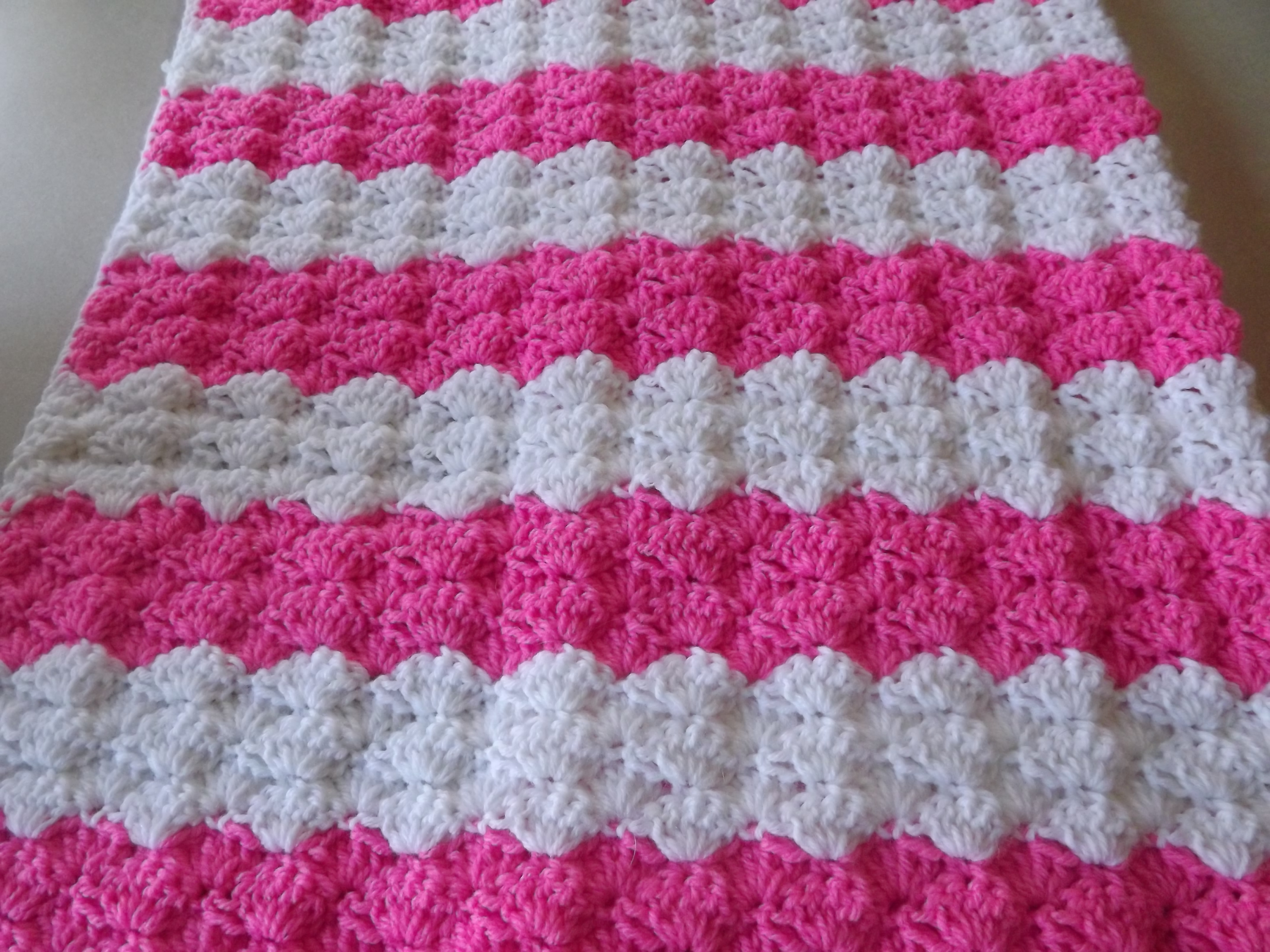 Knitted Afghan Pattern With Heart