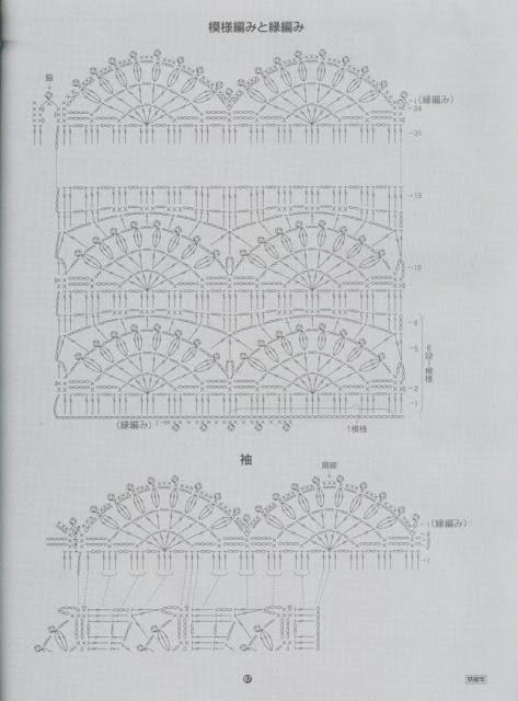 Blusas de crochet paso a paso1