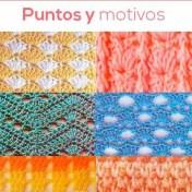 60 patrones de puntadas a crochet gratis
