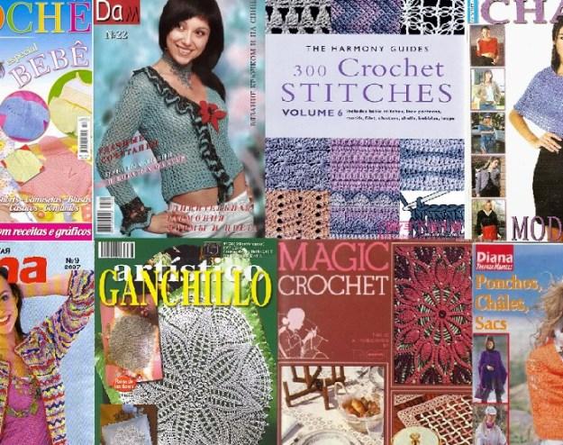 Revistas de ganchillo para descargar gratis