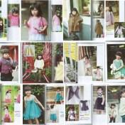 Modelos y esquemas de ropa en ganchillo para niñas