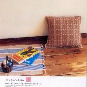 Almohadones a crochet patrones