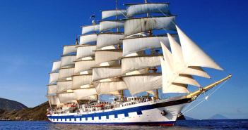 Royal Clipper di Star Clippers