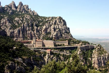 Barcellona, Montserrat