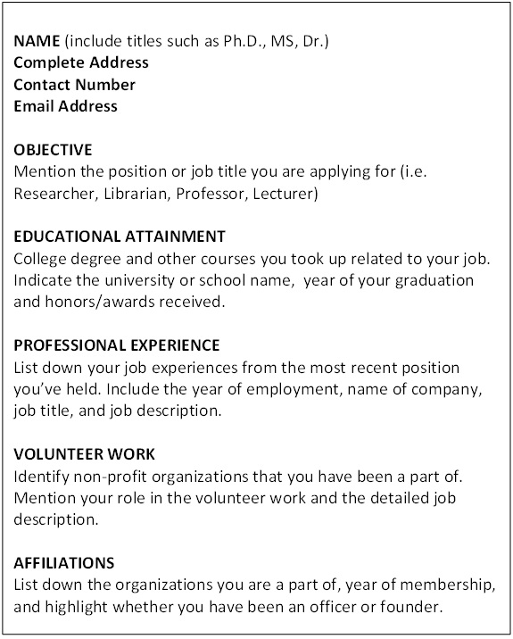 top 10 great looking free resume templates that will get you that job