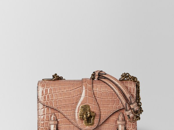 Dahlia Crocodile Bag