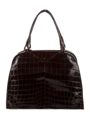 Bottega Veneta Crocodile Bag