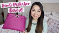 Fendi Peekaboo Review and Unboxing
