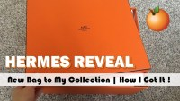 Hermes Reveal !!! New Bag to My H Collection | Kat L