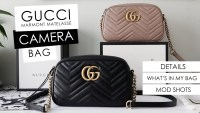 Gucci Marmont Camera Bag Small Size Review