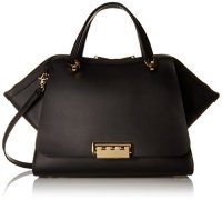 ZAC Zac Posen Top Handle Bag Black