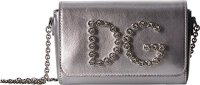 Dolce & Gabbana Kids Women's Metallic Handbag