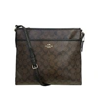 Coach Signature Messenger Bag